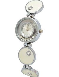 Angel Combo Of Fancy Wrist Watch And Sunglass For Women - B01FWB3YLI