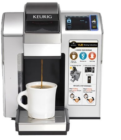 Keurig VUE V1200 Commercial Brewing System (Touch Screen Keurig compare prices)