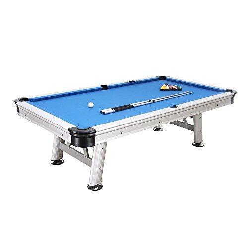 FLORIDA 8 Tavolo Biliardo gioco dimensioni 224x112 cm, Garlando, TABLE, POOL