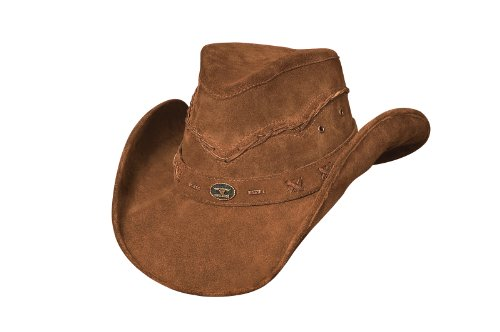 Bullhide Highland Down Under Leather Hat