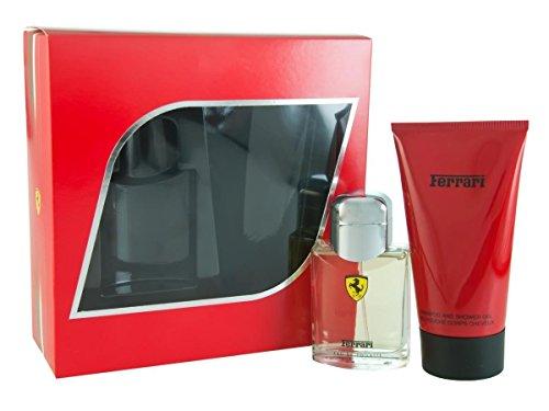 Ferrari Red Cofanetto Regalo: Edt 75 Ml + Shower Gel 150 Ml