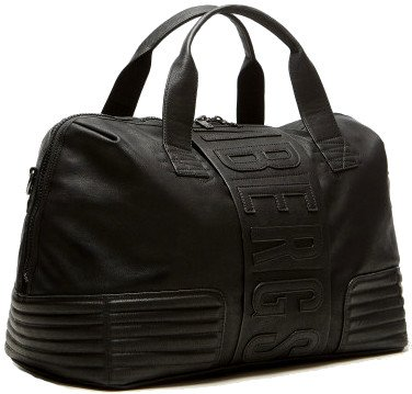 Borsa Borsone Tracolla Uomo Donna Bikkembergs Bag Men Woman Db- Band Duffle Black D2707