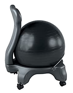 Gaiam Balance Ball Chair (Black)