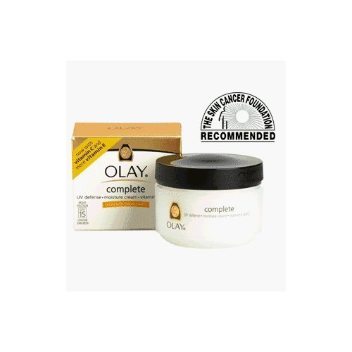 Olay Uv Moisturizing Cream Spf-15 2oz