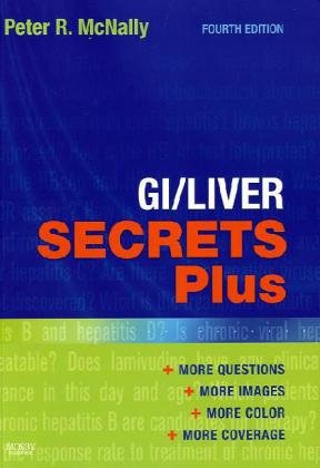 GI Liver Secrets Plus, Fourth Edition