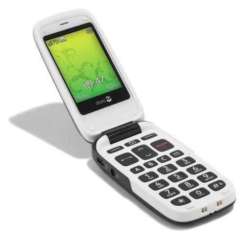 Doro PhoneEasy 615 GSM Sim Free Mobile Phone - Black Black Friday & Cyber Monday 2014