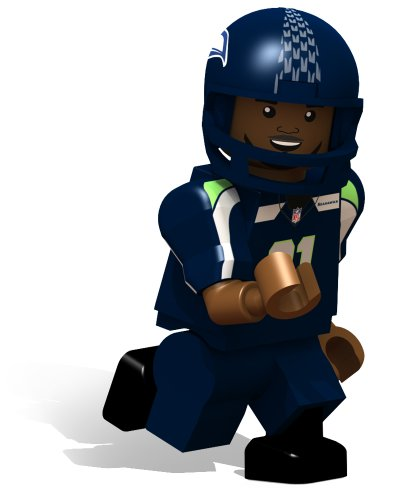 Seattle Seahawks NFL OYO Minifigure Golden Tate at Amazon.com