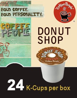 Coffee People The Original Donut Shop K-Cup (24
