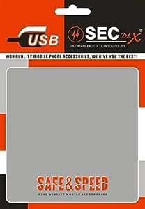 Micromax Canvas Xpress 2 E313 Flip cover Black by DRaX