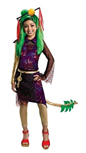 Monster High Jinafire Long Costume, Small