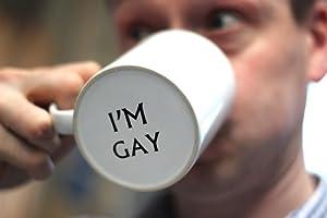Im Gay Mug Amazoncouk Kitchen Amp Home