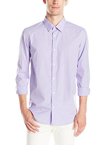 Calvin-Klein-Mens-Infinite-Cool-Check-Button-Down-Shirt