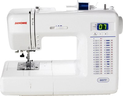 Review Janome 40 Computerized Sewing Machine She Likes To Sew Simple Computerized Sewing Machine