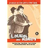 Laurel & Hardy Vol 2 3-DVD Set ( Kid Speed / Stick Around / The Sawmill / Yes, Yes, Nanette / The Slippery Pearls / The Tree in a Test Tube / West of Hot Dog / Oranges and Lemons / Along Came Auntie ) ( The Four Wheel Terror / The Paperhangby Pete Smith