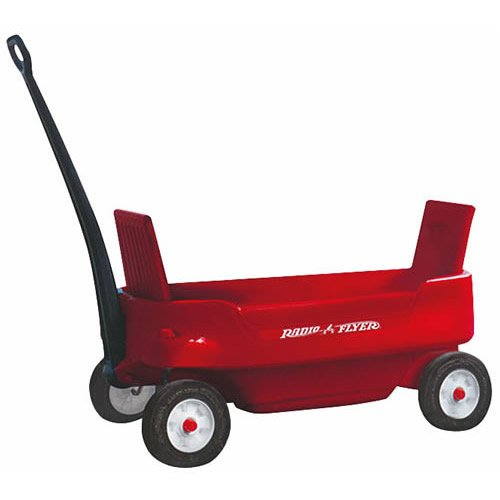 Radio Flyer Pathfinder Wagon® Red