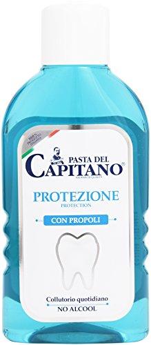 Pasta Del Capitano - Collutorio, Protezione, Con Propoli, Quotidiano, No Alcool -  400 Ml
