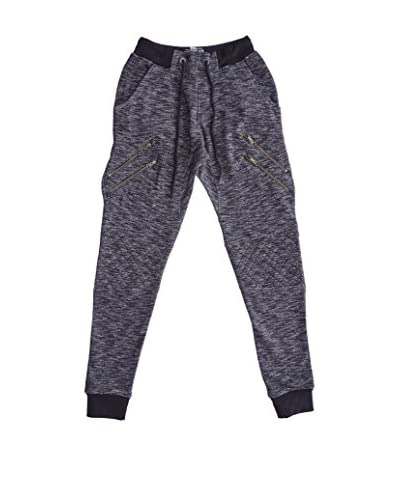 American People Pantalone Felpa Sarouel [Grigio]