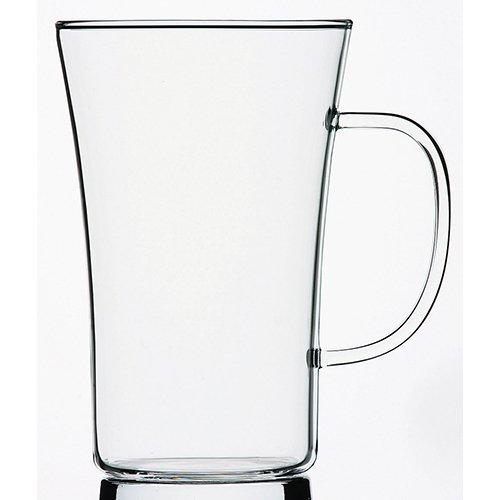 マグカップ レモネード350 [径80mm 高さ120mm 容量350cc 最大径(mm)106 ] 6個入(886円/個) カフェ レストラン ホテル ...