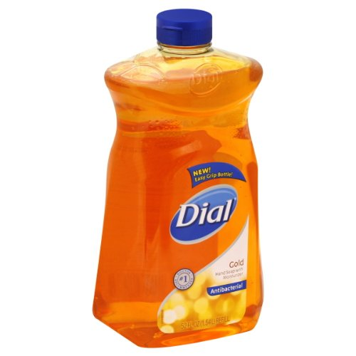 Dial Gold Antibacterial Hand Soap with Moisturizer, 52 Oz Refill (Dial Soap Hand compare prices)