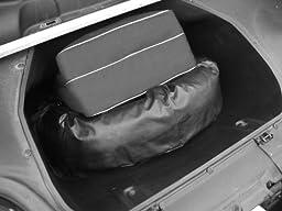 Toyota MR2 Spyder Frunk Storage Bag Silver Trim