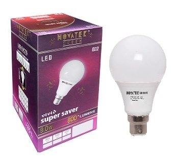 9W LED Bulb (Cool White)
