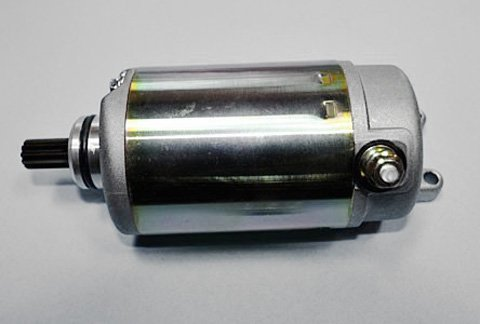 1984-1986 Suzuki Gs1150Es Rick'S Electric, Oe Style Starter Motor, Manufacturer: Ricks, Manufacturer Part Number: 61-307-Ad, Stock Photo - Actual Parts May Vary.
