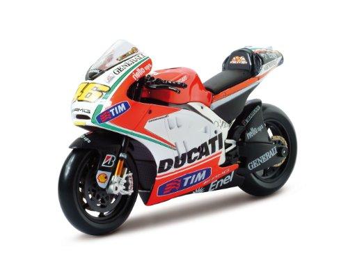 Maisto 31582 - Moto Ducati Desmosedici GP 2012,