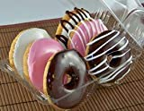 New! Real Looking Faux Set of 6 Assorted Flavors Donuts