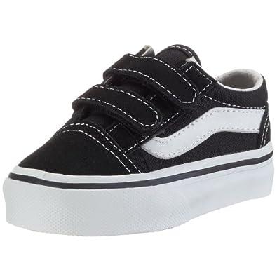 Vans toddler old skool v trainer shoes bags for Vans amazon