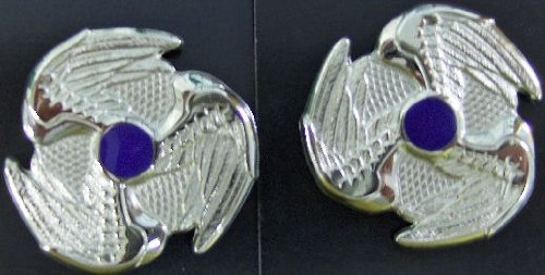 222nd AVIATION Distinctive Unit Insignia - Pair