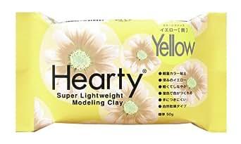 パジコ ハーティクレイカラー50g 黄