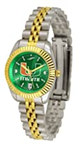 Miami Hurricanes Ladies Executive AnoChrome Watch