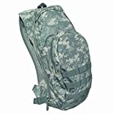 Military Camo ACU Hydration Pack Backpack 2.5 Liter  Bladder