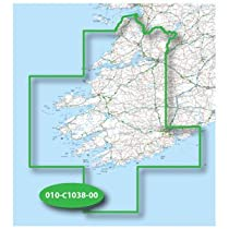 Garmin Eire Discoverer South West Ireland Map Microsd Card
