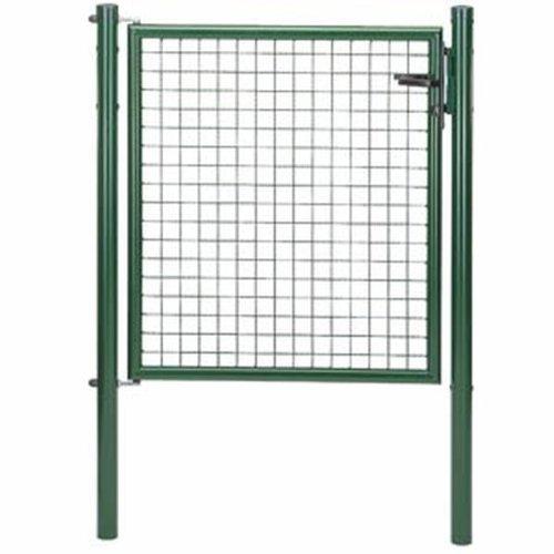Gartentor 100 x 100 cm Wellengitter, 60013 6