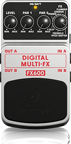 BEHRINGER DIGITAL MULTI-FX FX600