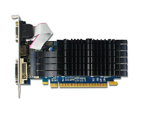 KFA 61TGS4HX9DVX NVIDIA  GT610 Passive Grafikkarte 2GB (PCI-e, HDMI, DVI, VGA)