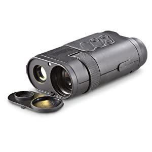 Bushnell Digital Night-Vision Monocular Night Watch (Black)