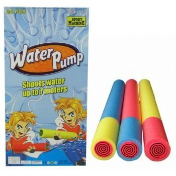 "10"" Mini Eliminator Water Blaster Foam Water Gun - Set of 3"