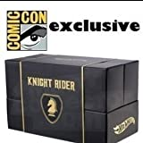 HOT WHEELS Knight Rider K.I.T.T. SDCC San Diego Comic Con Exclusive