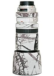 LensCoat LC100400SN Canon 100-400 Lens Cover (Realtree AP Snow)