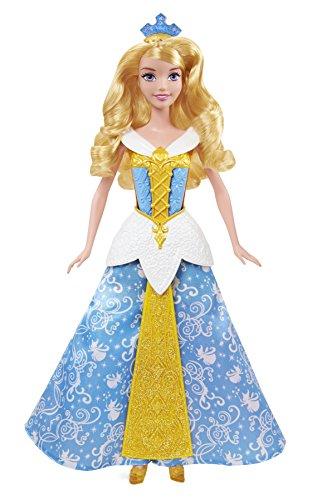 Disney Princess CBD13 - Aurora e Il suo Abito Magico