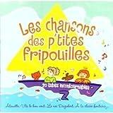 echange, troc FRANCINE CHANTEREAU - LES CHANSONS DES P TITES FRIPOUILLES