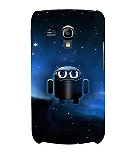 EPICCASE cute android Mobile Back Case Cover For Samsung Galaxy S3 Mini (Designer Case)