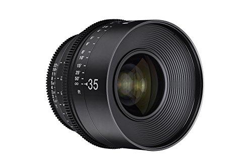 xeen 15035t1.5C t1.5Cine Objectif EF 35mm connecteur noir