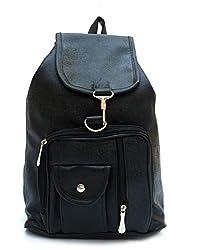 Vintage Stylish Ladies Handbag Backpac Black(bag 169)