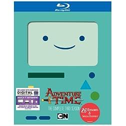 Adventure Time: Season 3 [Blu-ray]