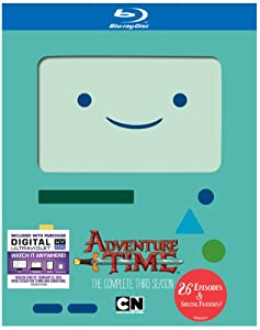 Adventure Time: Season 3 [Blu-ray]