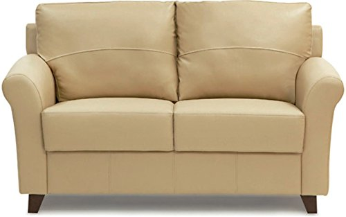 Harmony Two Seater Sofa (Brunette Ivory)