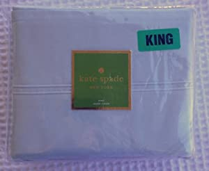 kate spade new york Magnolia Park Powder Blue 300 TC King Duvet Cover